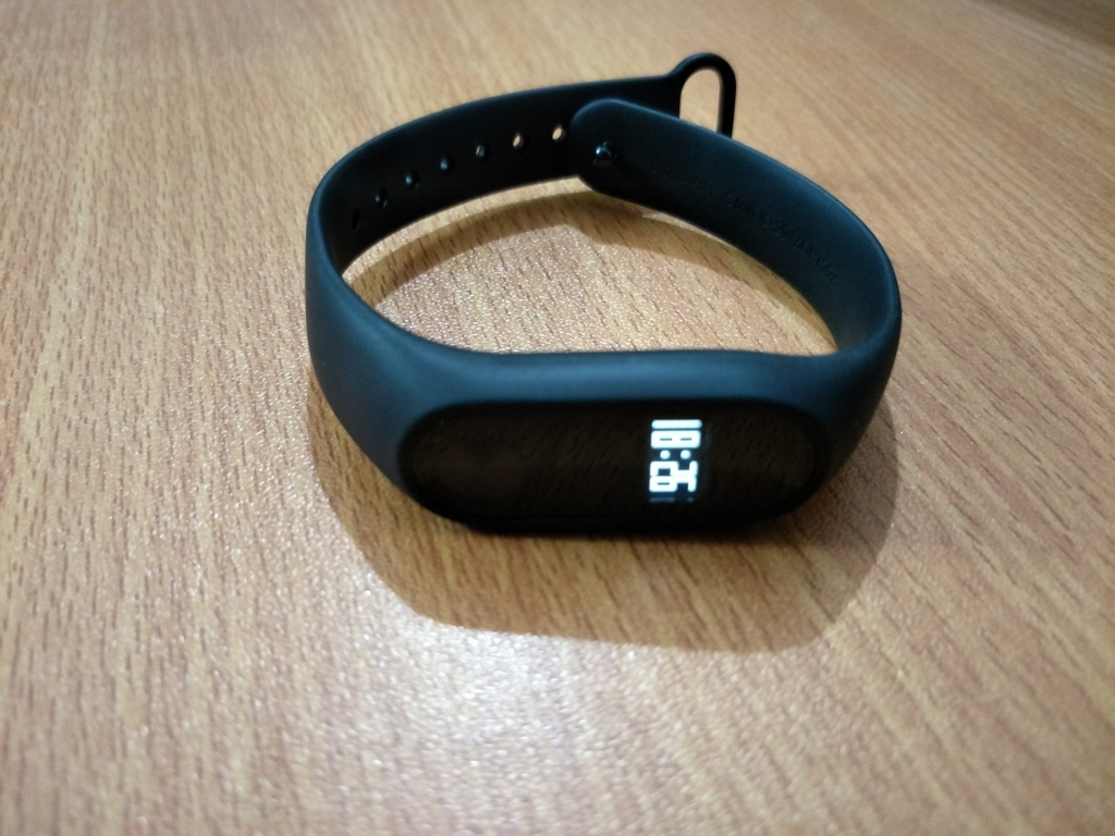 Getting Fit With the Mi Band 2 – ThyMentions India